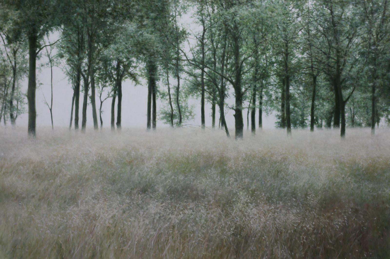 Trees 150x100 cm  (sold)