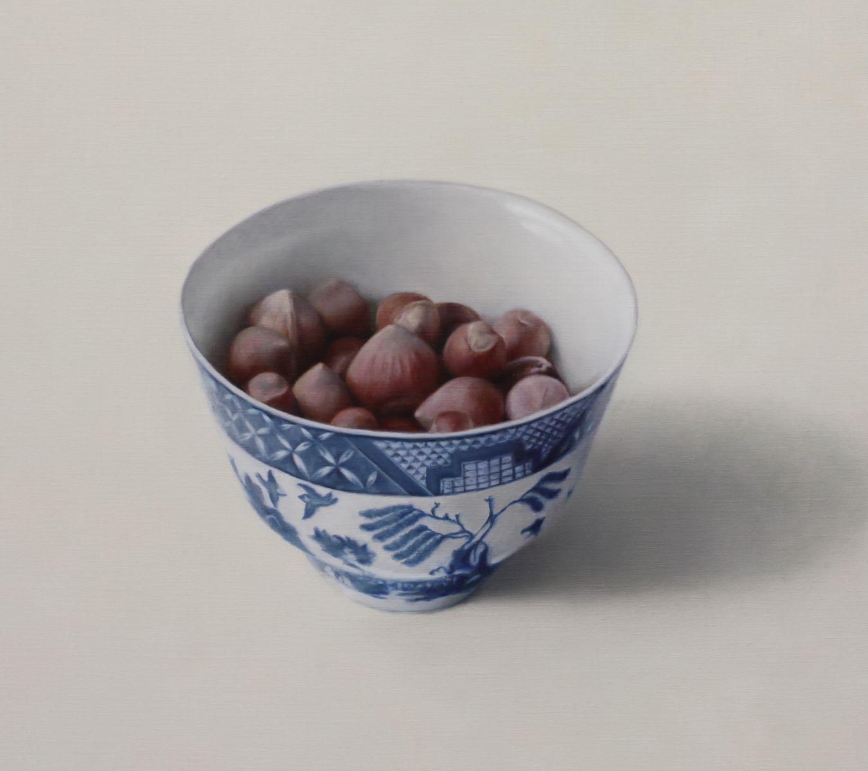 Hazelnuts 1  65 x 65 cm